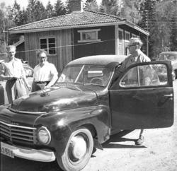 Bilorientering med Volvo PV 444 A