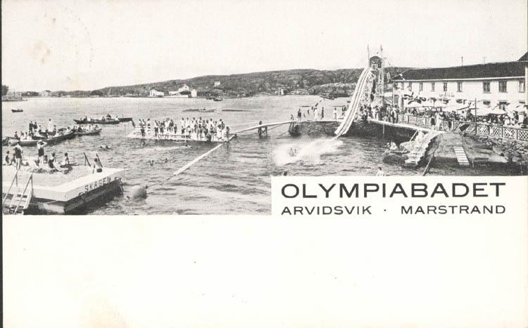 Olympiabadet på Koön