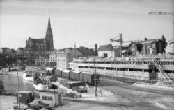 """Enligt fotografens notering: """"Lysekil 13/1 1965""""."""