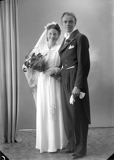 "Enligt fotografens journal nr 7 1944-1950: ""Börjesson, Herr Thure Stenungsund""."
