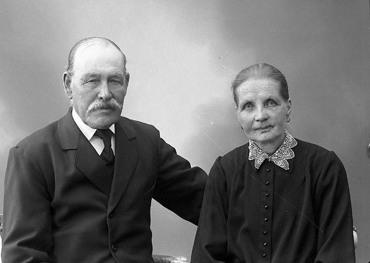 """Enligt fotografens journal nr 6 1930-1943: """"Svensson, Simson Houg Här""""."""