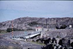 """""""Bron över Sotenkanalen. Brovaktarbostad och kiosk"""""""