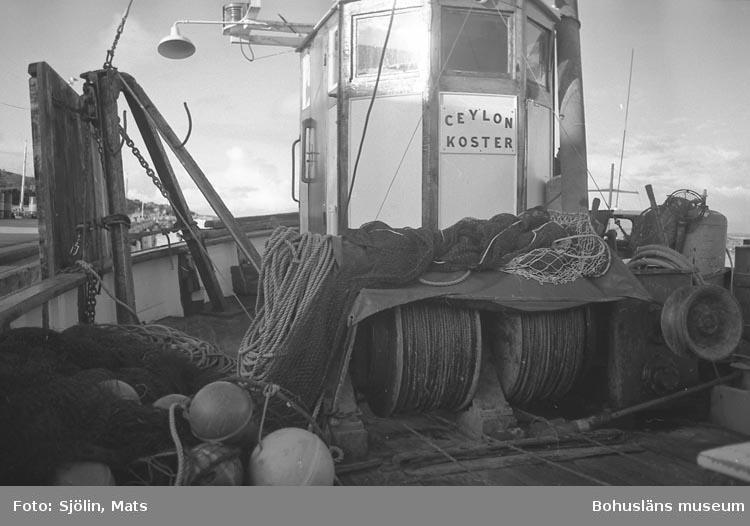 SD259 Ceylon av Sydkoster i hamnen på Ekenäs.