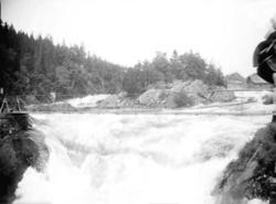 Toppöfallet, Trollhättan den 1 augusti 1899