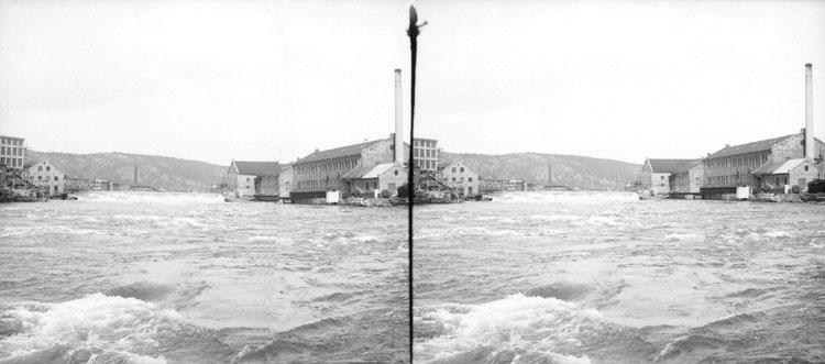 """16 Maj 1901 Fallet från """"skalpet"""" (Stereo karta III)"""