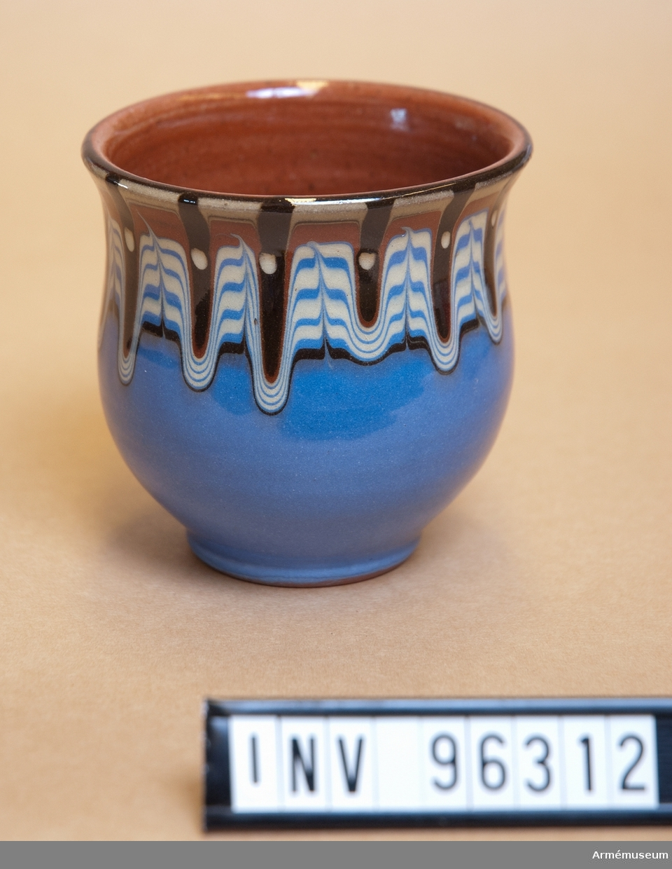 Keramikmugg utan handtag
