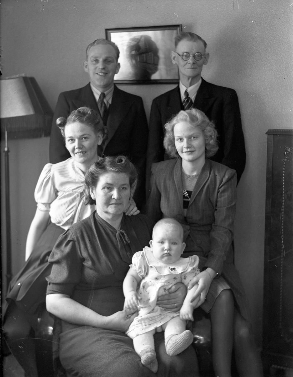 Ett släkt-och familjeporträtt.