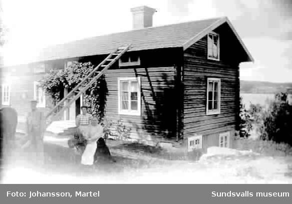 Hinke Selanders gård Sörfjolsta.