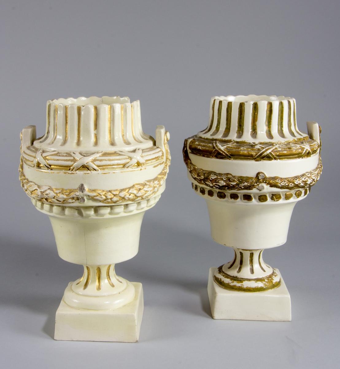 Vaser, ett par.