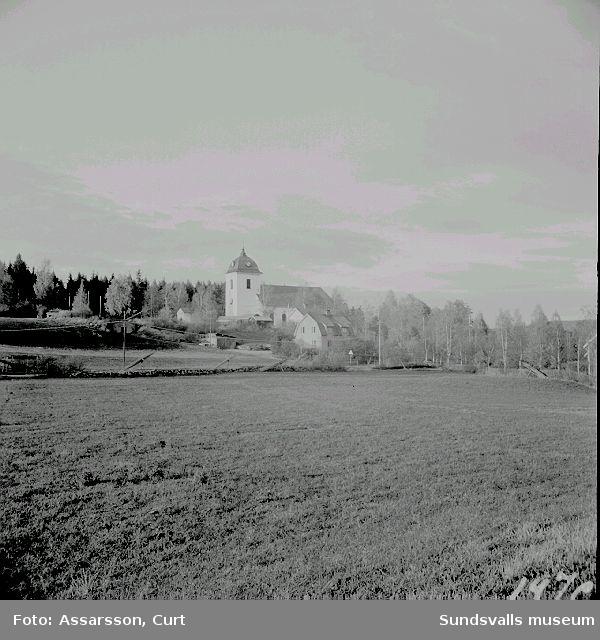 Selångers kyrka.