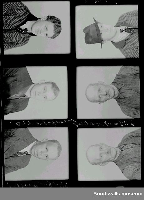 Porträttserie