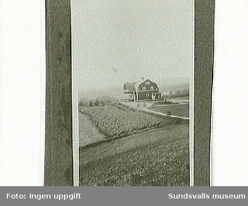 Hemgården, tidigare sommarbostad till familjen Braathen.