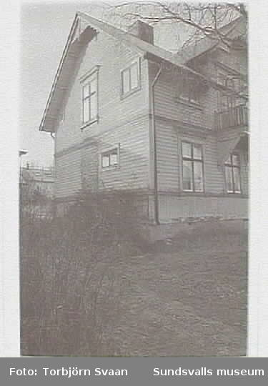 Gränsgatan 22.