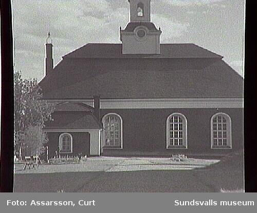 Borgsjö kyrka.