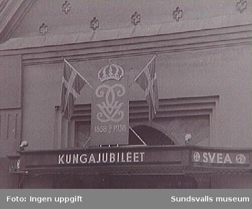 Kungajubiléet 1858-1938