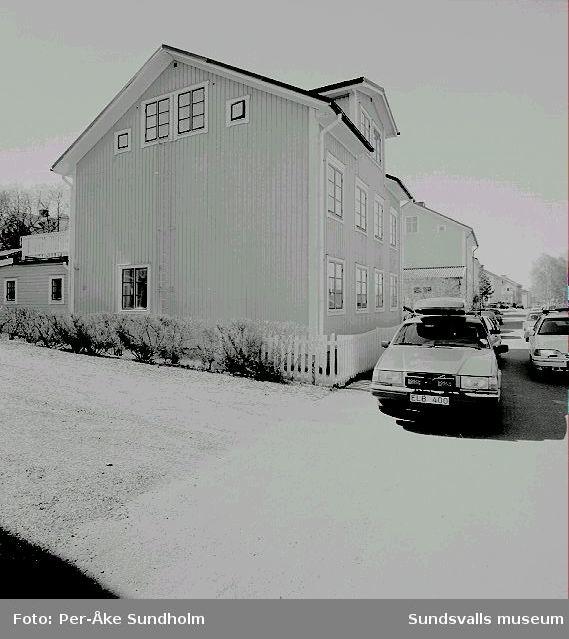 Flerbostadshus, kv. Almen 4, Nygatan 15.