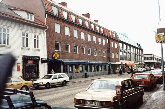 Postkontoret 311 01 Falkenberg Nygatan 35