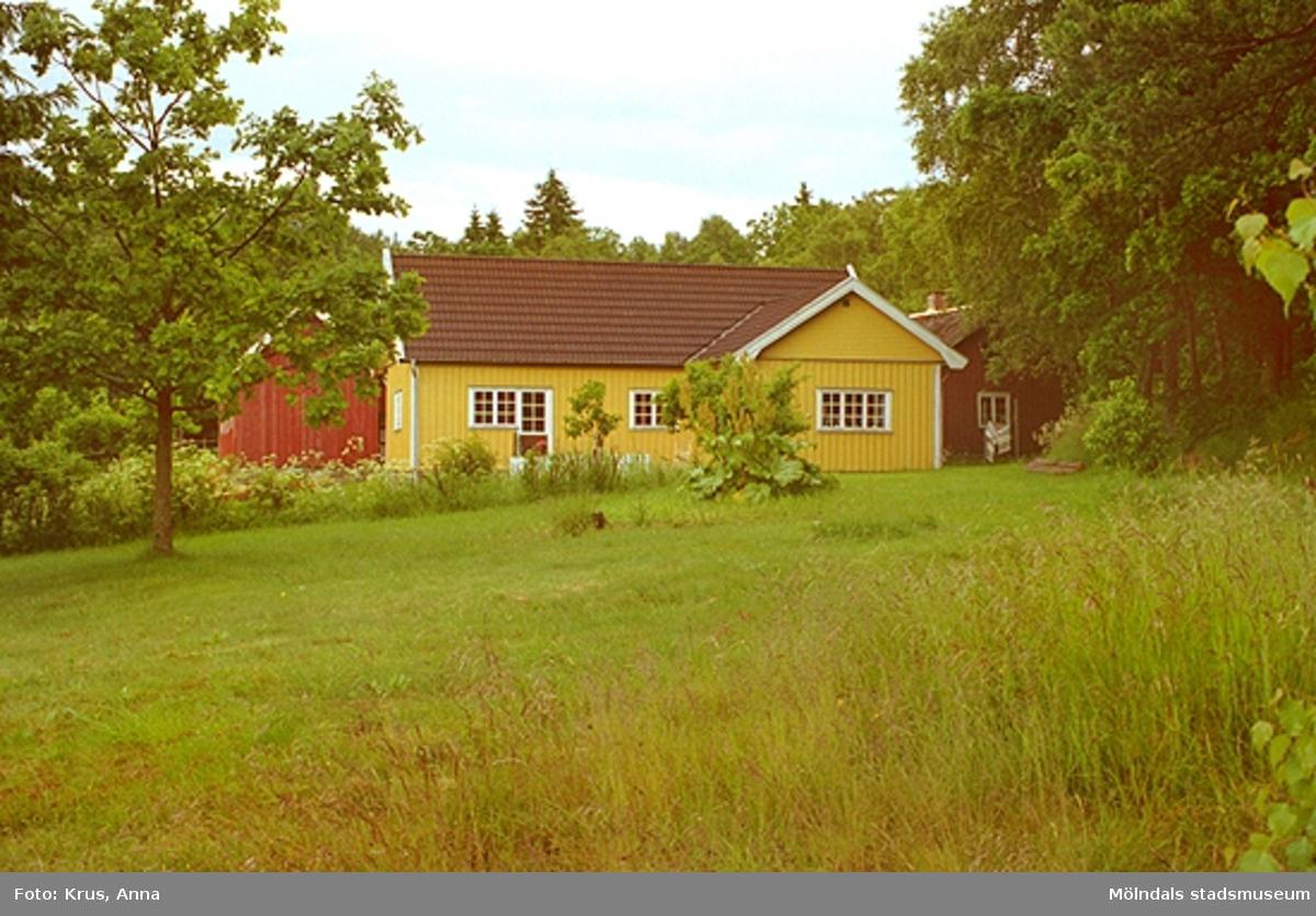 Tulebo 2:32. Boningshus från söder. Tulebo Sörgården.