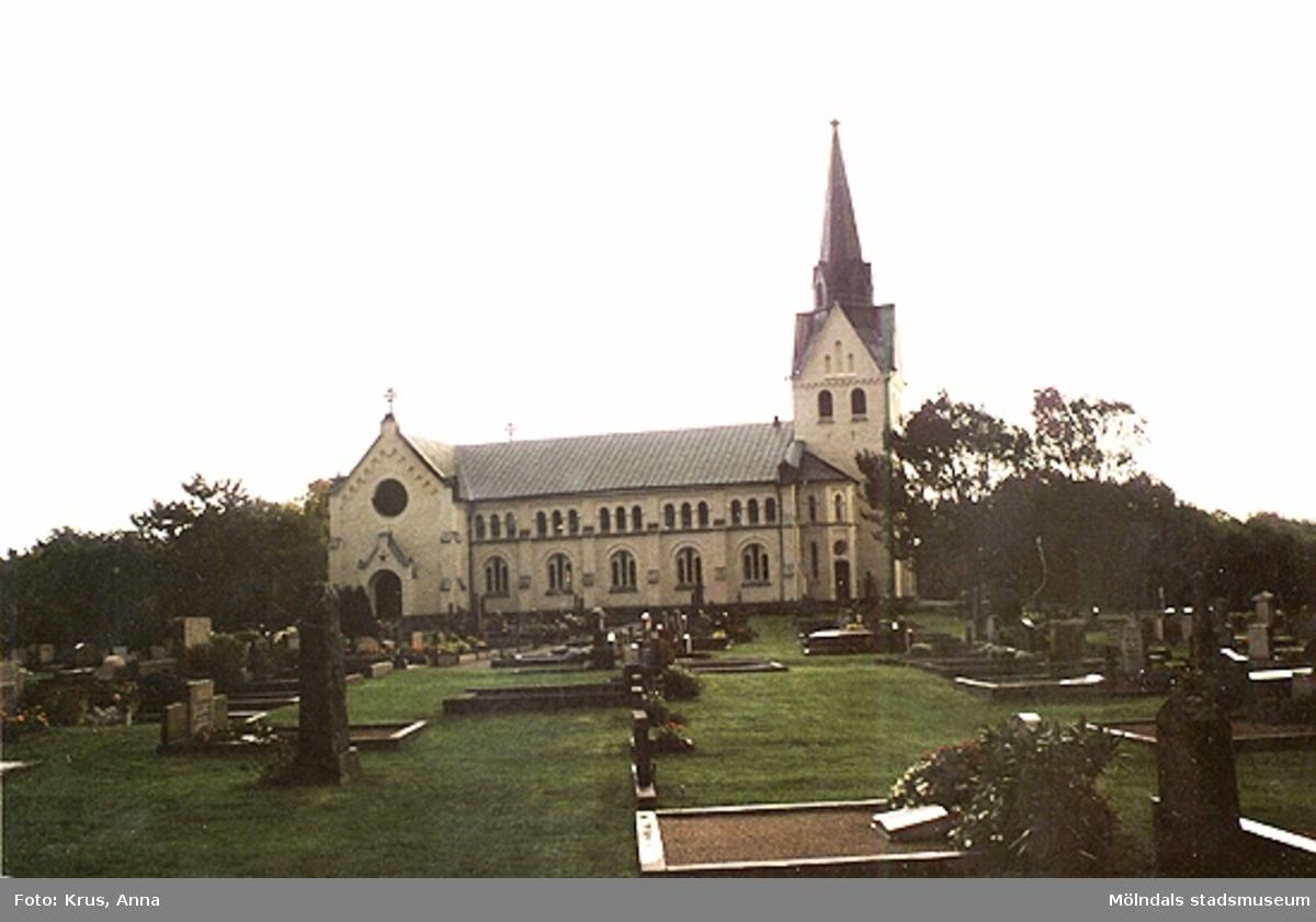 Lindome kyrka. Lindome 11:1.