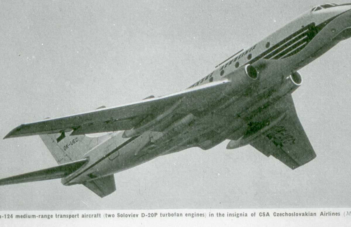 Russisk fly av typen Cookpot.