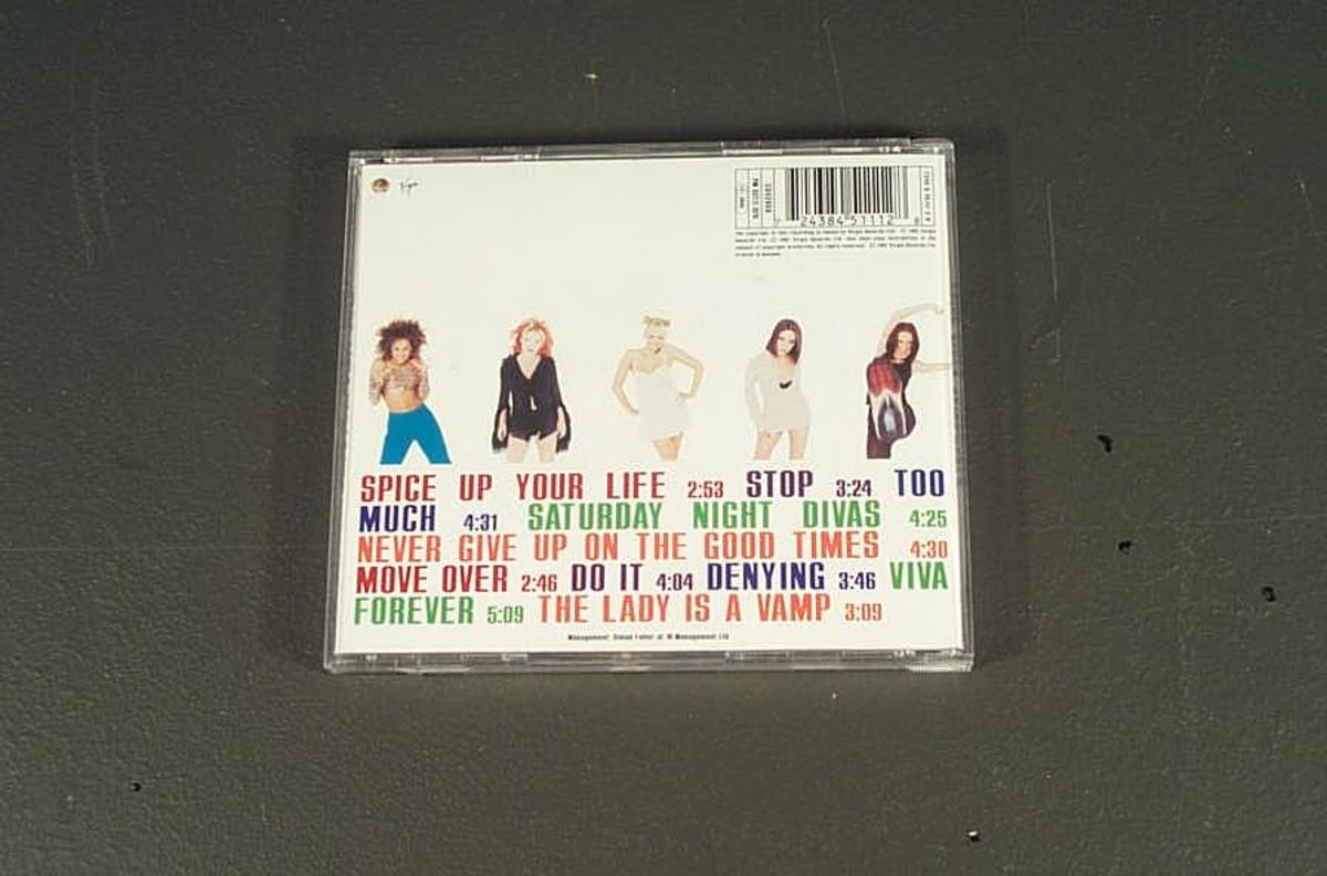 Cd Spice Girls