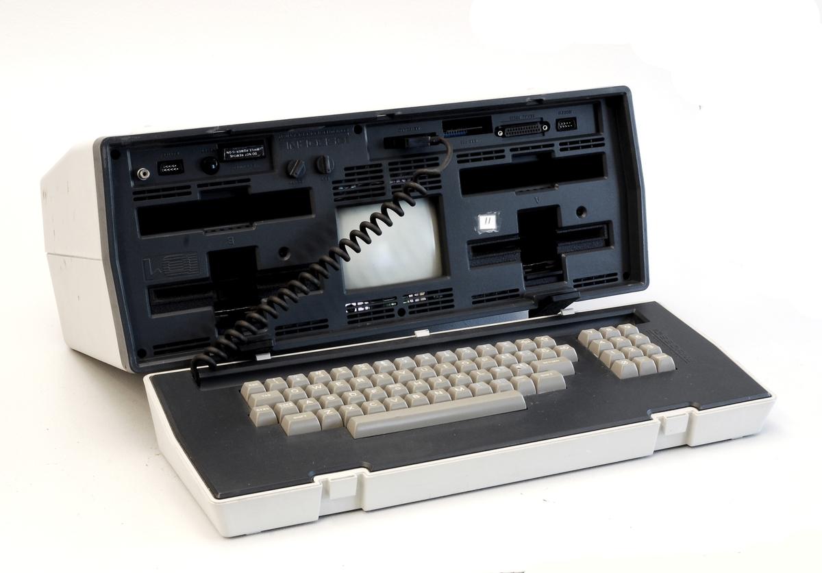 Bærbar datamaskin/computer med separat tastatur