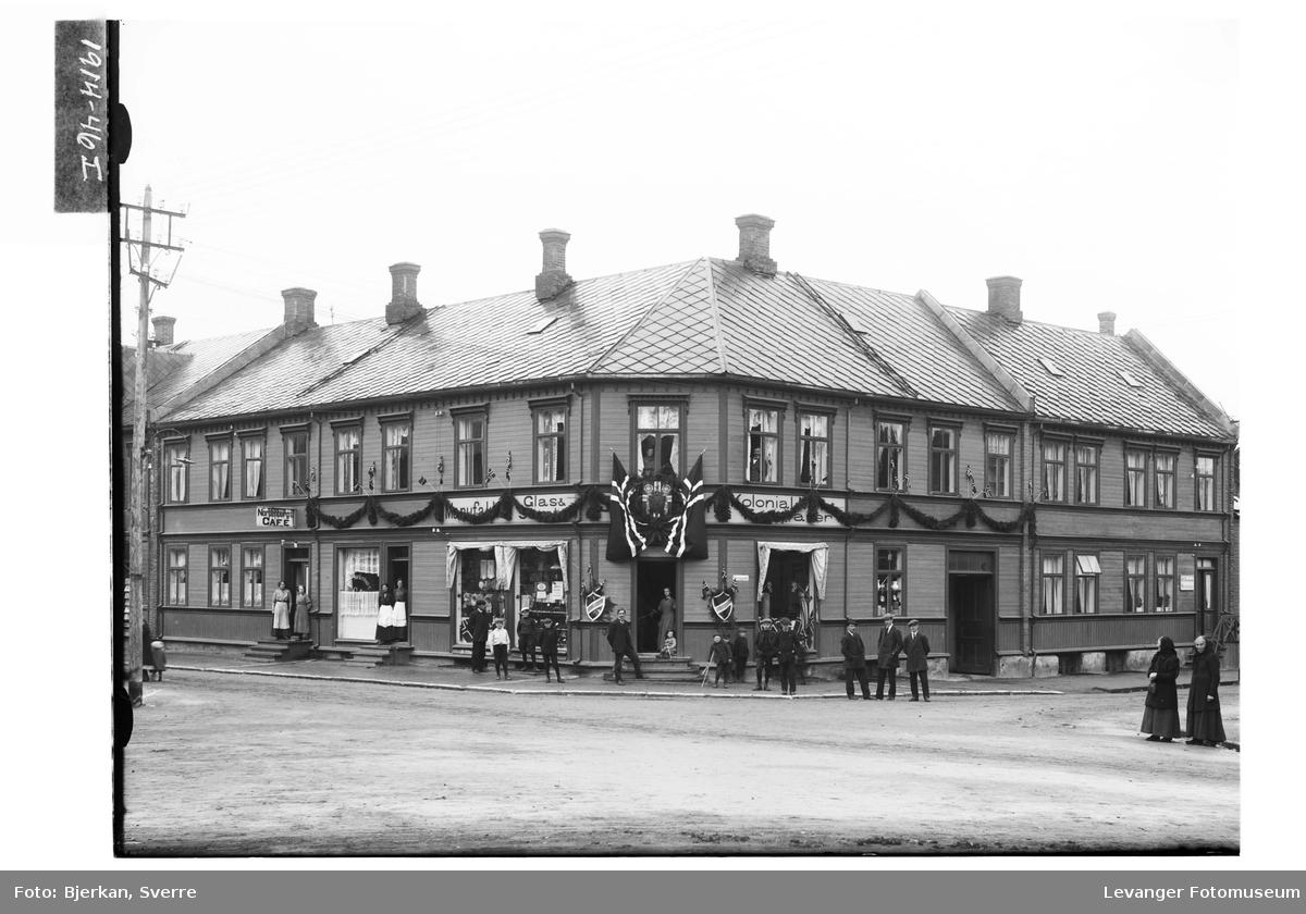 Thomassen-gården i Levanger