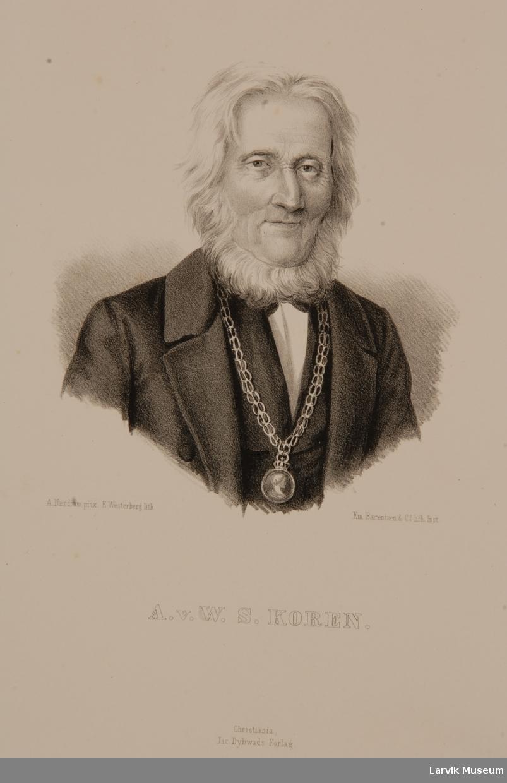 A.v.W.S. Koren Portrett