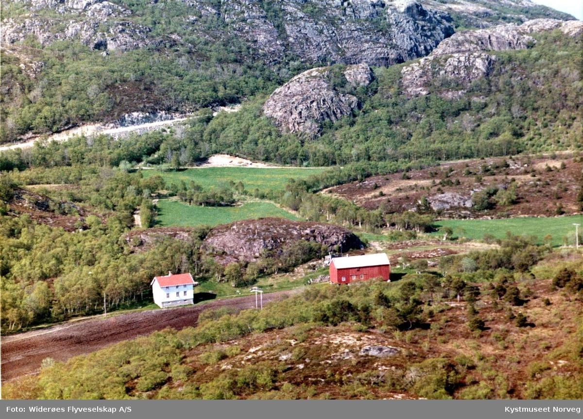 """""""Hagan"""" på Austafjord, Ytre Vikna"""