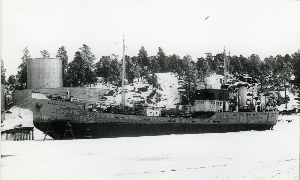BRÄNNAREN (1933)
