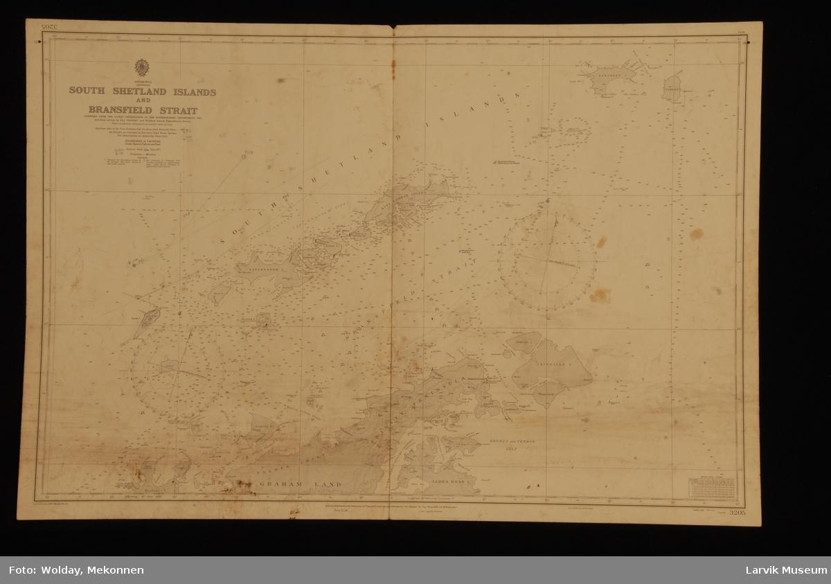3205 South Shetland Islands