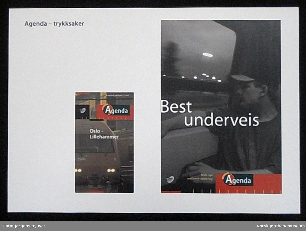 50 plansjer, JM008698 A-Å og AA-UU