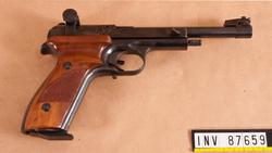 Pistol Vostok Margolin