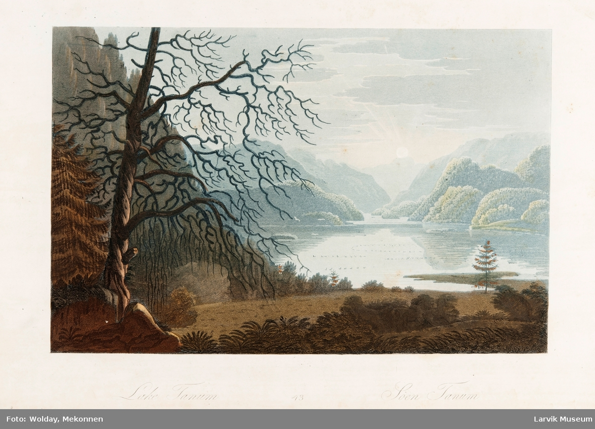 Tanum (Søen Tanum)