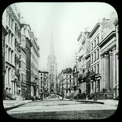 Wale Street, New York