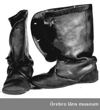 STÖVEL Örebro läns museum DigitaltMuseum