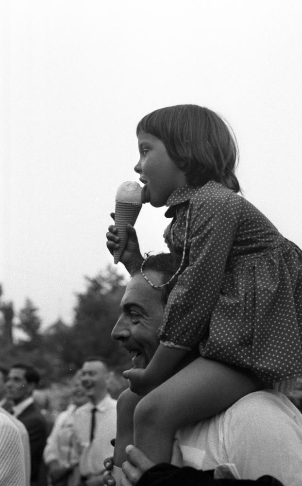 Marknadsafton 17 juni 1966Gustavsviksbadet