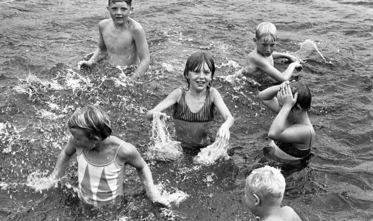 Barnkoloni 30 juli 1966