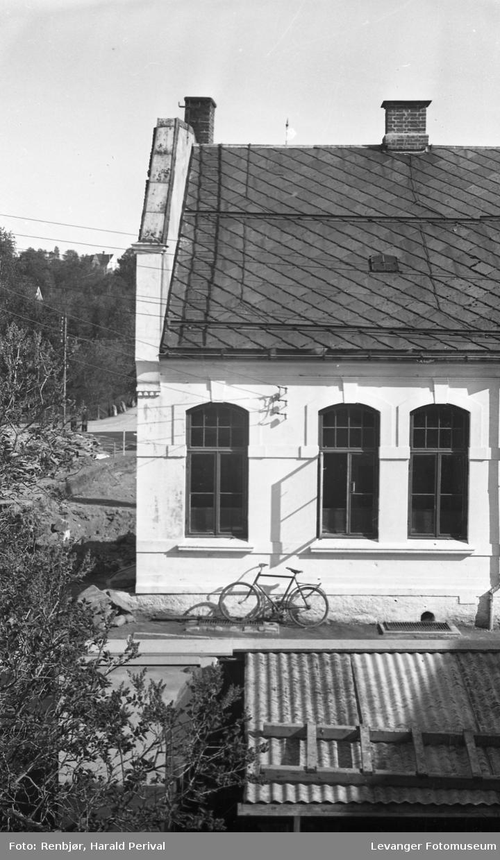 Det gamle meieriet i Levaner.