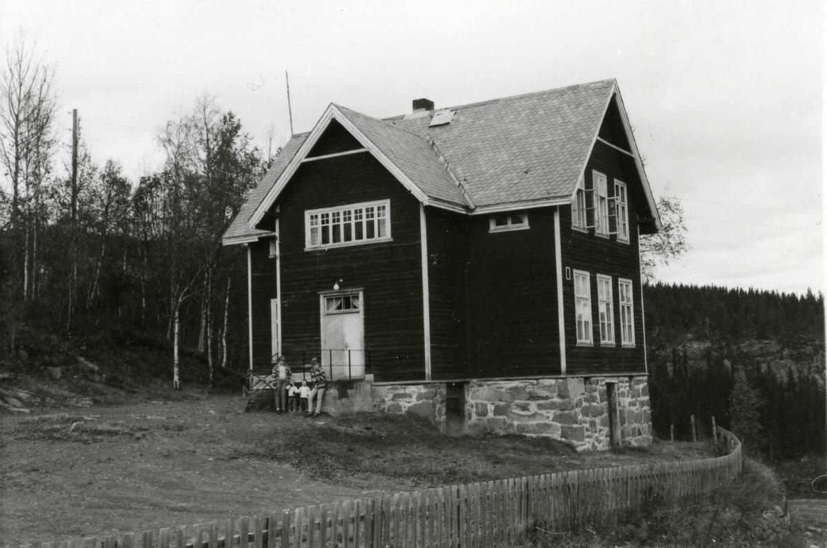 Breie skule i Etnedal kommune i Valdres.