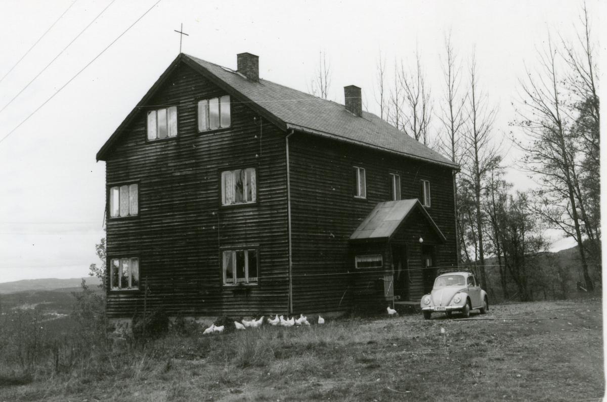 Byfuglien skule i Etnedal kommune i Valdres. Nå nedlagt.