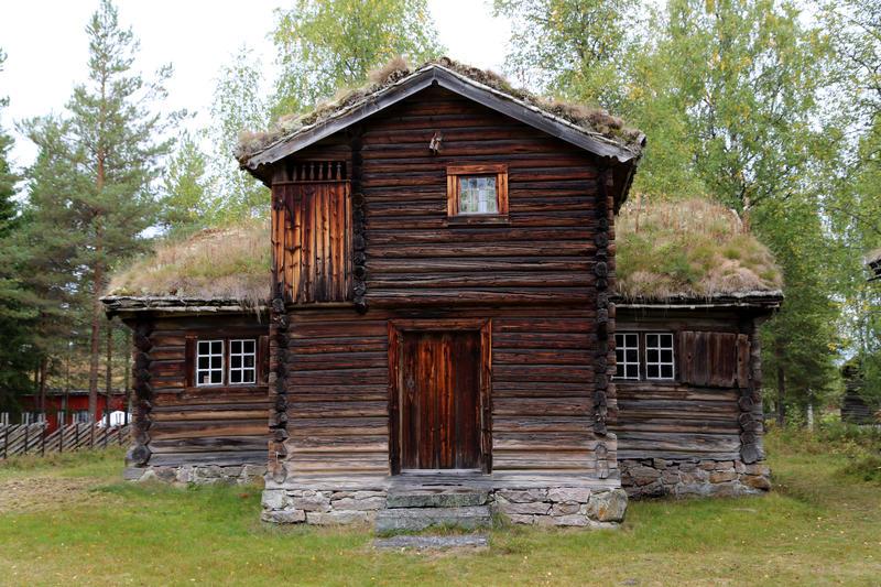 Barfrøstua fra Bjønngarden (Foto/Photo)