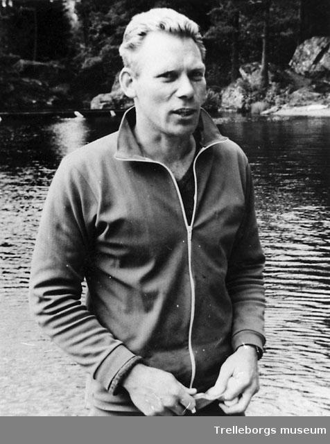 Simning (67) Egon Lundberg