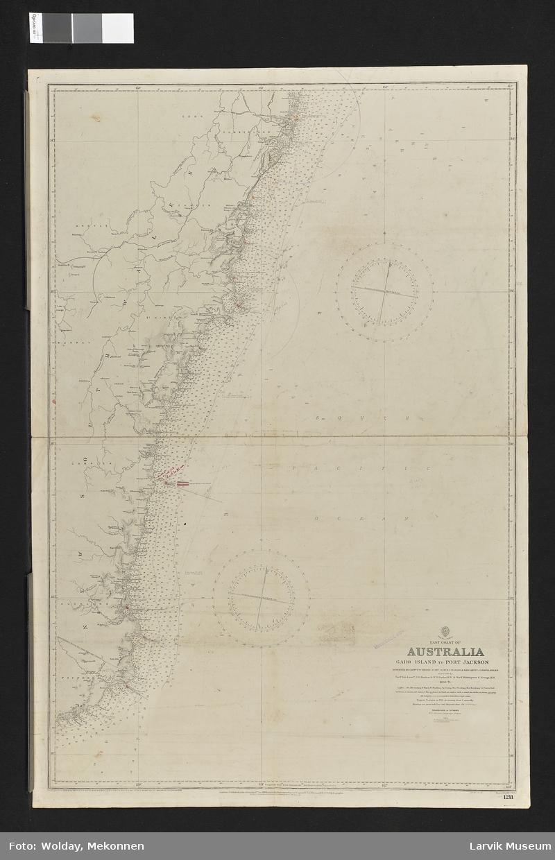 Australia Gabo Island til Port Jackson