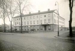 Kv. Midgård, S:t Olofsgatan 26. Stora Hotellet, Falköping. D