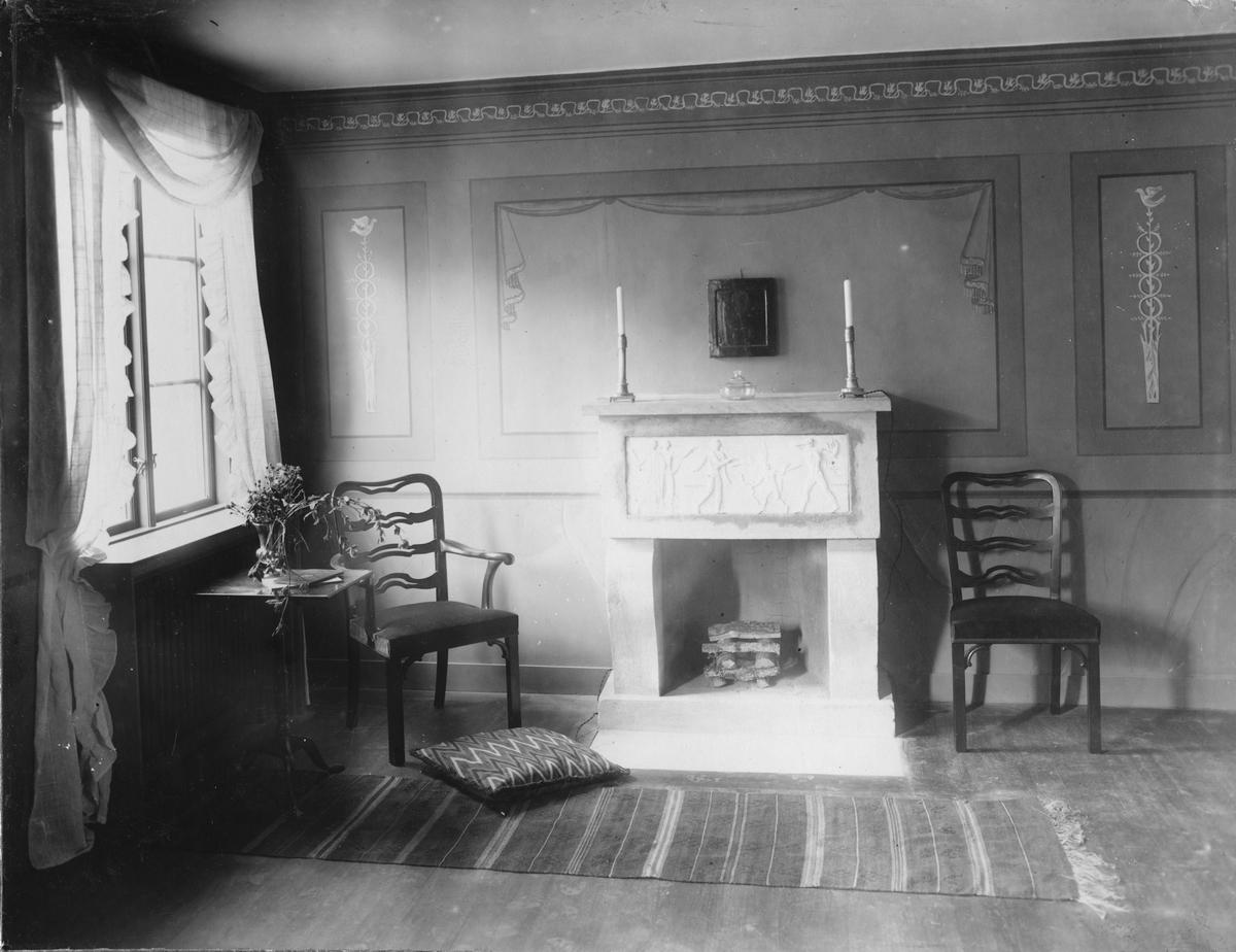 Bygge och Bo-utställningen på Lidingö 1925. (Samma som B13405).