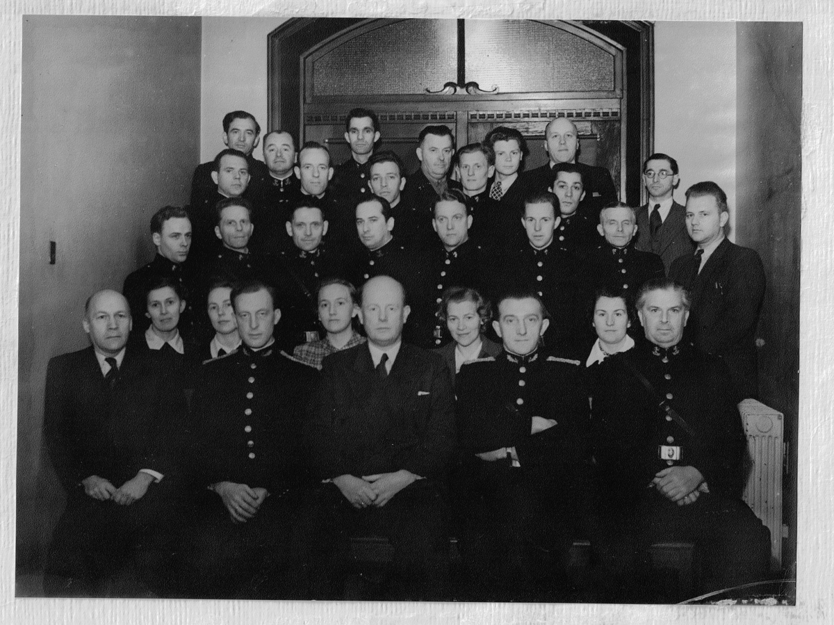 Politikammers personale 1949