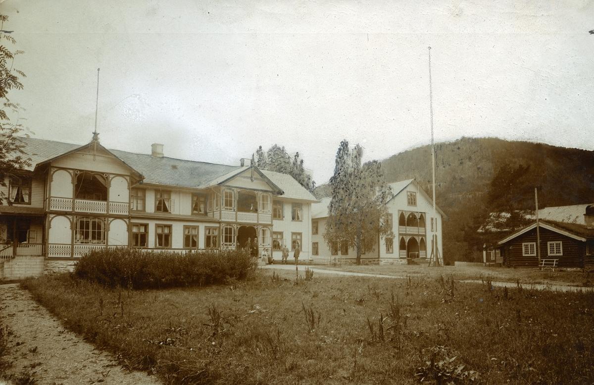 Fagernes Hotell, Nord-Aurdal kommune