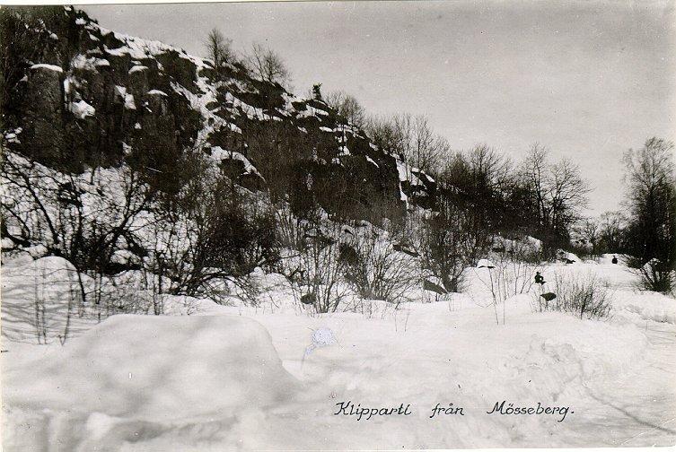 Klipparti från Mösseberg.