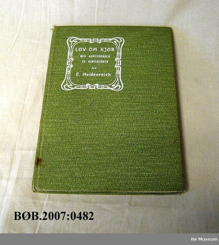 Innbunde bok